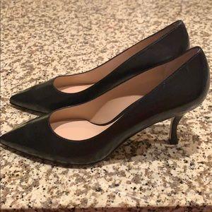 Stuart Weitzman Shoes - Stuart Weitzman Black High Heel Shoes - SZ 9